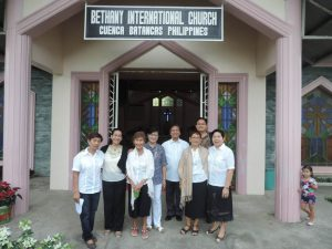 Philippines Mission Members